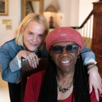 DB with Nile Rodgers