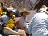 Grand Canyon - White water rafting. All in a day\'s work.